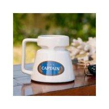 Captain Non-skid 16 oz. Travel Mug