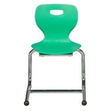 Euroflex Armless Cantilever Stacking Chair