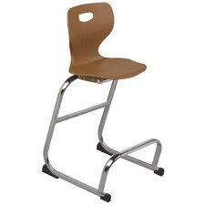 "Euro 18"" Plastic Classroom Chair"