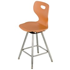 Euro Plastic Classroom Chair