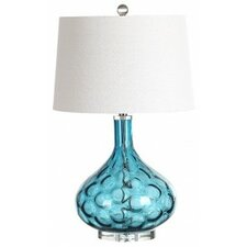 """Mia 28"""" H Table Lamp Empire Shade"""