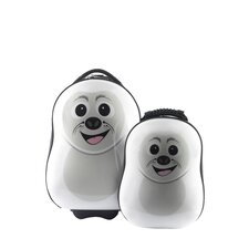 Cuties and Pals 2 Piece Seal Luggage Set