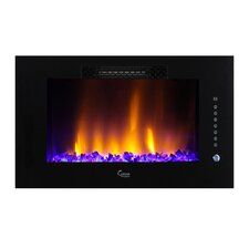 Luxury Linear Multicolor Flame Electric Fireplace