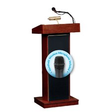 The Orator Lectern