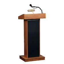 Orator Standard Height Full Podium