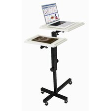 Adjustable Laptop Cart