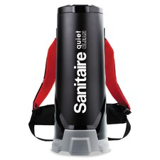 Sanitaire Quiet Clean HEPA Back-Pack Vacuum