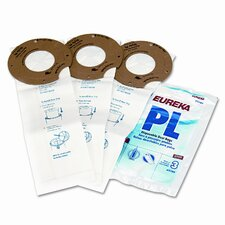 Eureka Replacement Vacuum Bags for Maxima Lightweight, 3/Pack (Set of 2)