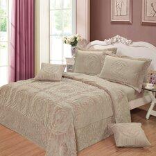 Comfy Paisley 3 Piece Twin Bedspread Set