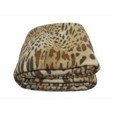 Leopard/Cheetah Polar Blanket