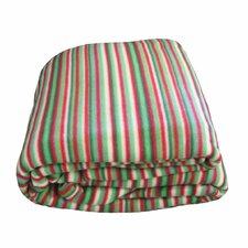 Striped Polar Blanket
