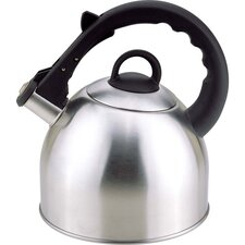 2.5-qt Stainless Steel Whistling Tea Kettle