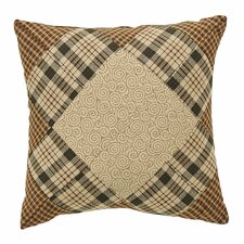 Barrington Quilted Cotton Throw Pillow