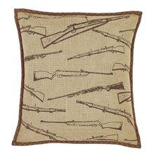 Tallmadge Rifle Pillow Cover