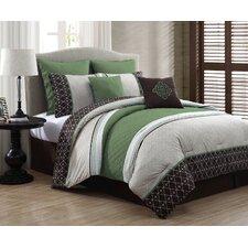 Phyllis 8 Piece Comforter Set