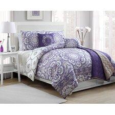 Talila 5 Piece Comforter Set