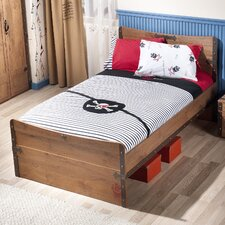 Pirate Panel Bed