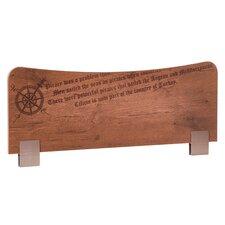 Pirate Ship's Headboard