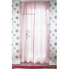 Princess Sheer Curtain Panel