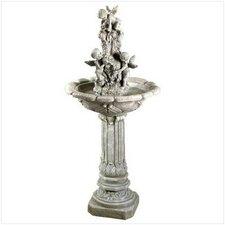 Alabastrite Cherubim Fountain