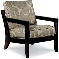 Gridiron Stationary Arm Chair
