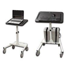 Adjustable Mobile PC/Laptop Cart