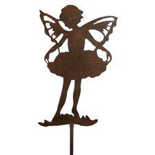 Fairy Posing Garden Stake