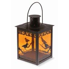 Hallowchick Raven Lantern