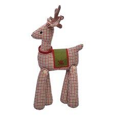 Standing Deer Figurine