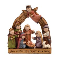 Nativity Whimsical Figurine