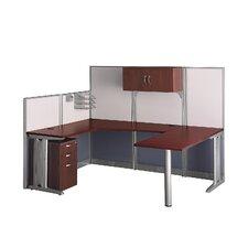 Office-in-an-Hour U-Shape Desk