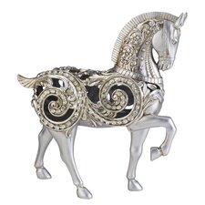 Dazzle Horse Statue