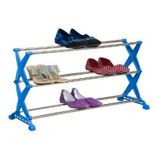 Stylo 3 Tier Shoe Rack