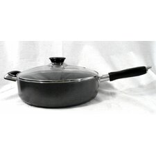 "11"" Frying Pan with Lid"