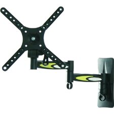 """TygerClaw Full Motion Universal Wall Mount for 10""""-32"""" Flat Panel Screens"""
