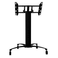 """TygerClaw Mobile TV Floor Mount for 32""""-55"""" Flat Panel Screens"""