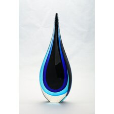 Decorative Glass Sculpture