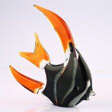 Glass Fish Figurine