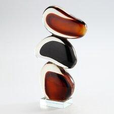 Decorative Glass Sculpture