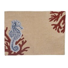 Seahorse Cloth Placemat (Set of 4)