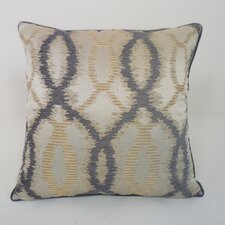 Ice Age Chenille Ikat Toss Throw Pillow (Set of 2)