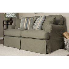 Horizon Loveseat Slipcover Set