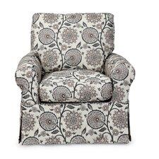 Horizon Swivel Chair Slipcover