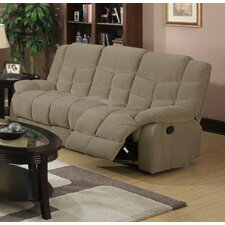 Heaven on Earth Reclining Sofa