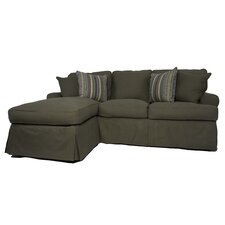 Horizon Sleeper Sofa and Chaise Slipcover