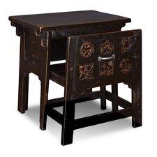 Tahiti Desk with Hidden Chair