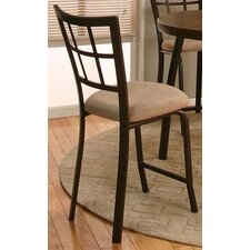 "Casual Dining 24"" Bar Stool with Cushion"
