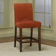 "Casual Dining 26"" Bar Stool with Cushion"