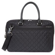 Diamond Medium Touch Bella Slim Laptop Attaché Case