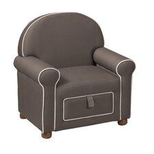 Kids Storage Arm Chair